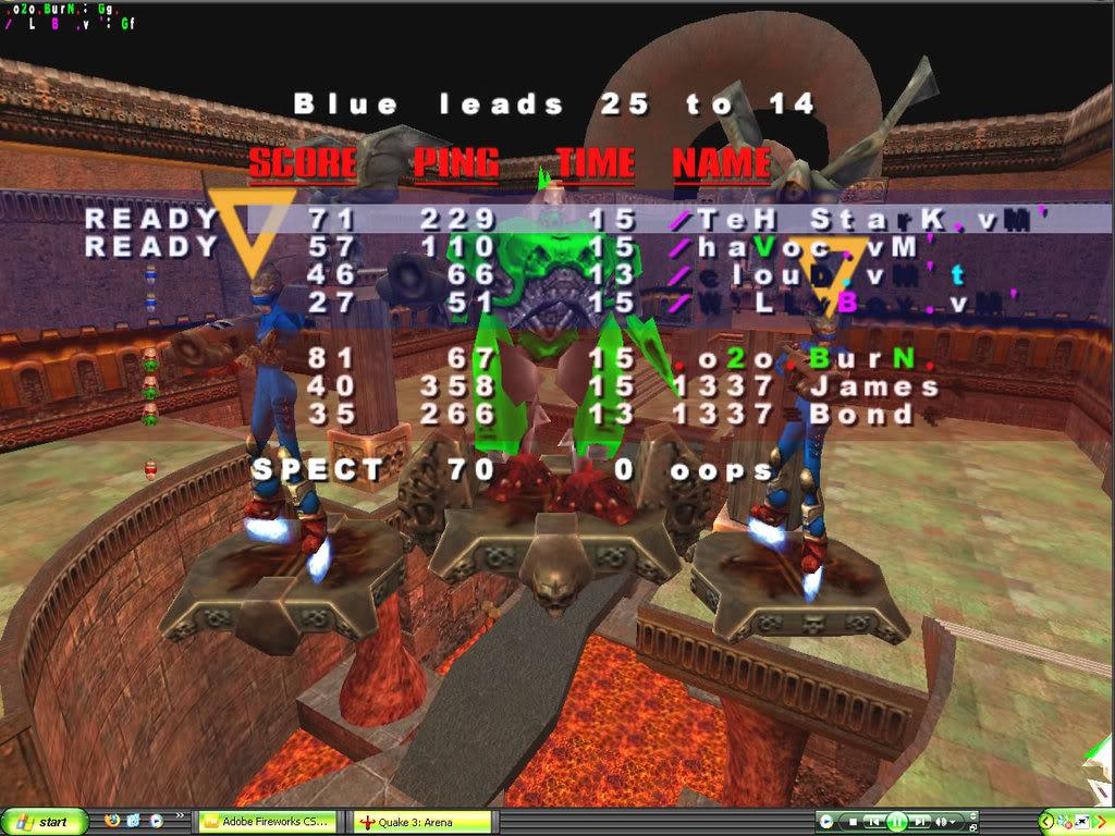Back to Quake? VMScrim52