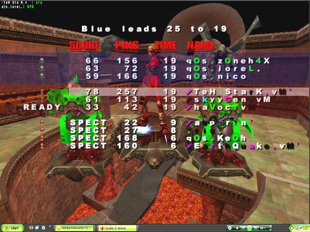 Back to Quake? VMScrim53