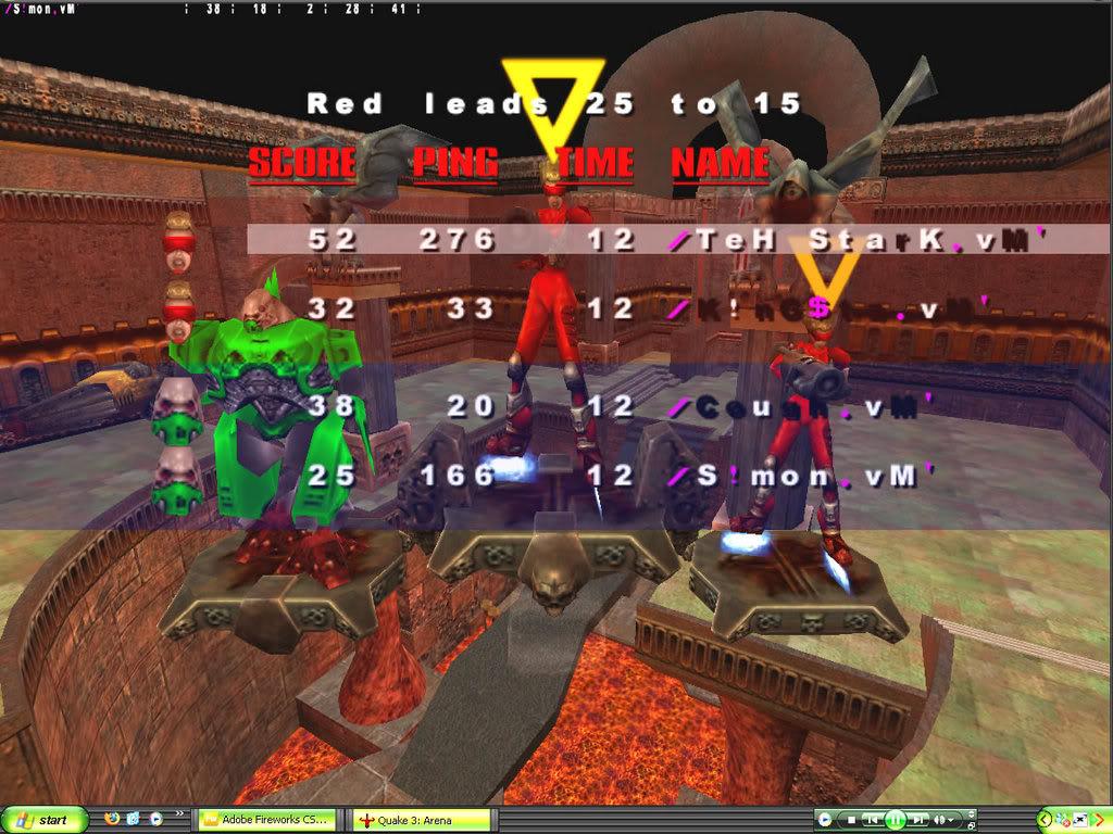 Back to Quake? VMScrim54