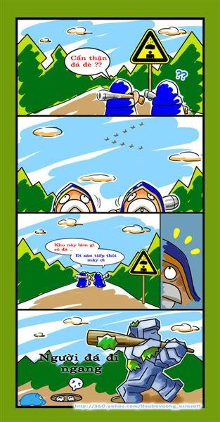 không thể nhịn cười dc đâu TruyenWarcraft1
