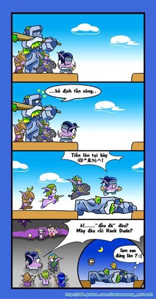 không thể nhịn cười dc đâu TruyenWarcraft13