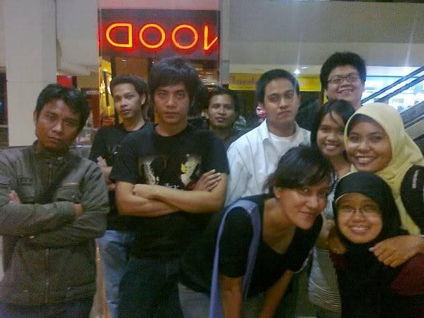 bukber komunitas reporo Jakarta, 30 Agustus 2009 7