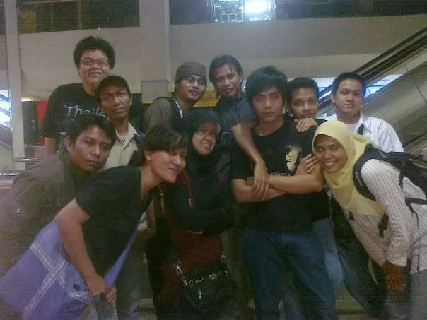 bukber komunitas reporo Jakarta, 30 Agustus 2009 9