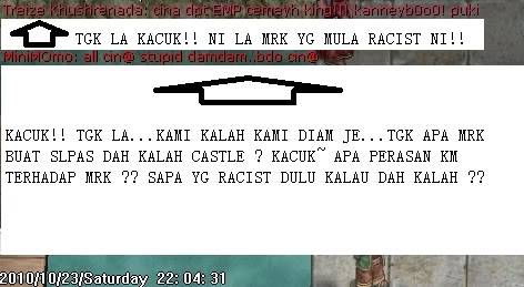 Racist&Insulter ! Pic2