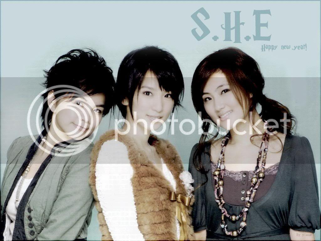 Wallpaper của S.H.E 20077311637688504