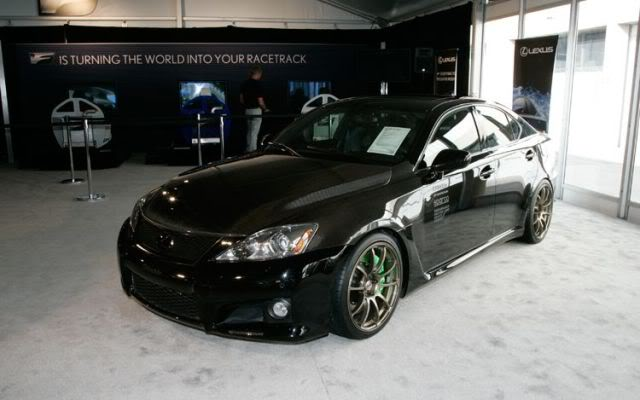 [A-850] 5 Axis Lexus IS 350 (Top 100) 9