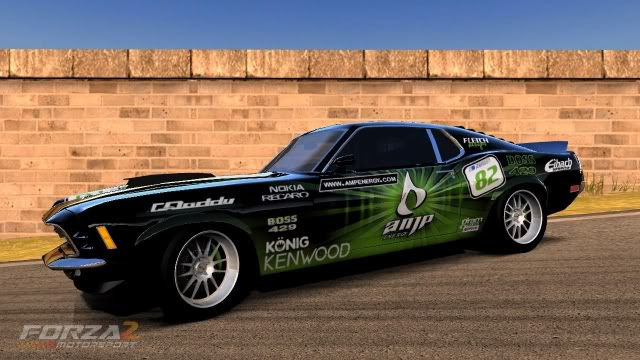[A-850] Amp Boss 429 (Paint by Fletch) ForzaBoss