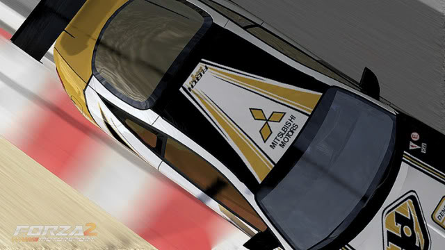 [A-850] Troy Lee Designs Mitsubishi GSX ForzaGSX1-1