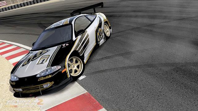 [A-850] Troy Lee Designs Mitsubishi GSX ForzaGSX2-1