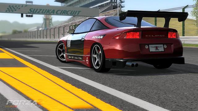 [A-850] Troy Lee Designs Mitsubishi GSX ForzaGSXLE5-1