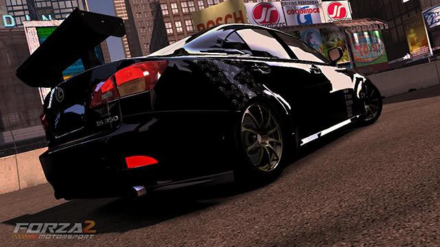 [A-850] 5 Axis Lexus IS 350 (Top 100) ForzaIS350a