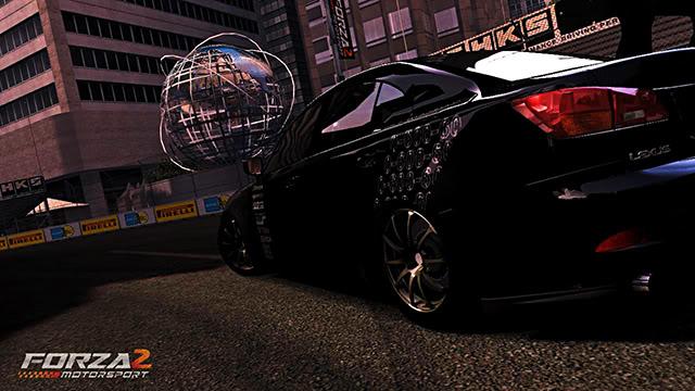 [A-850] 5 Axis Lexus IS 350 (Top 100) ForzaIS350b