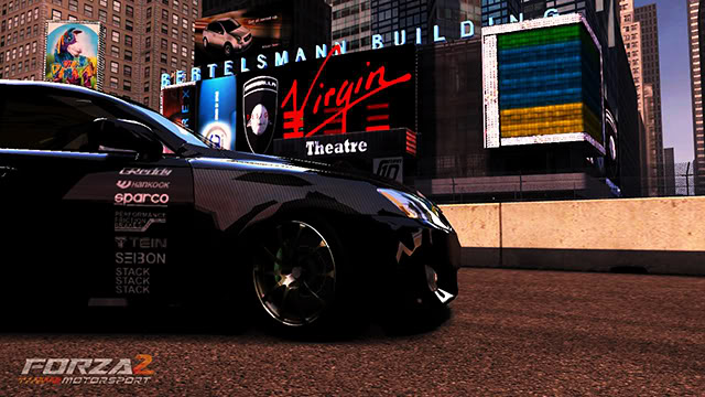 [A-850] 5 Axis Lexus IS 350 (Top 100) ForzaIS350z