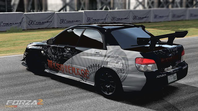 [A-850] 05 Subaru WRX STI Masquerade Edition (Sold Out) ForzaSTi1