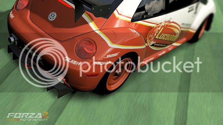 VW Bettle WIP Forzavw
