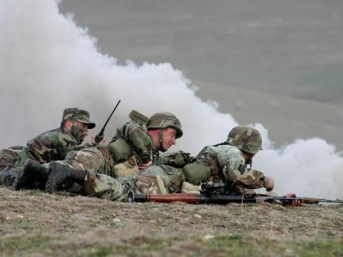 Armée Géorgienne Opr000J9