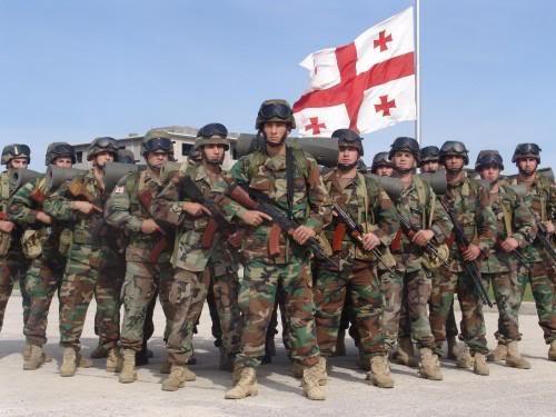 Armée Géorgienne Opr000R5