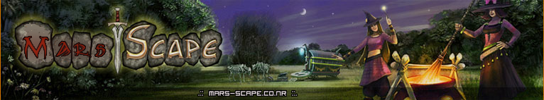 Welcome To : Mars-Scape - Portal Night_time_Banner