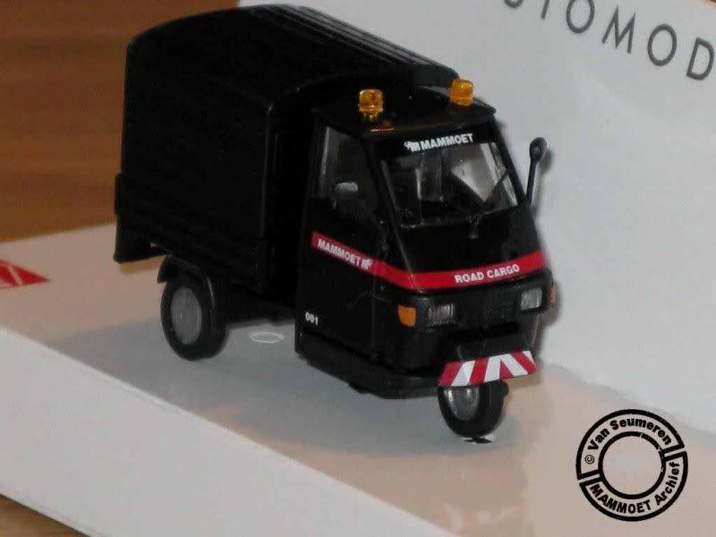 Piiaggio Ape - Mammoet road Cargo IMG_2835kopie