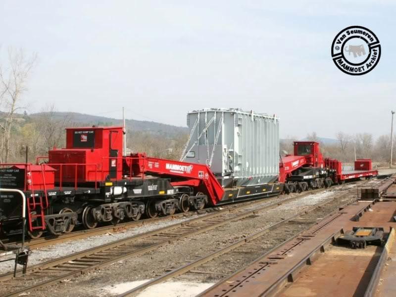601 147,  Flat Rail Car Etmx-1001-bkopie
