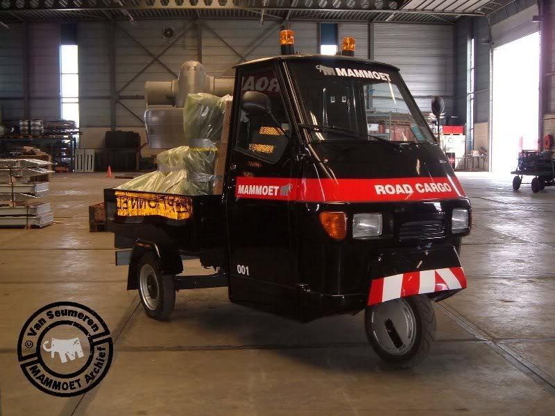 MRC 001 Piaggio - Ape Mrc-001-a