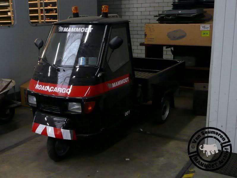 MRC 001 Piaggio - Ape Mrc-001-b