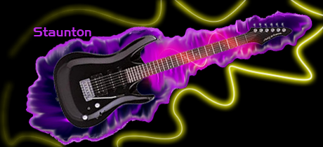 Guitar Sig Neon Glows GuitarBlackglowingcopy