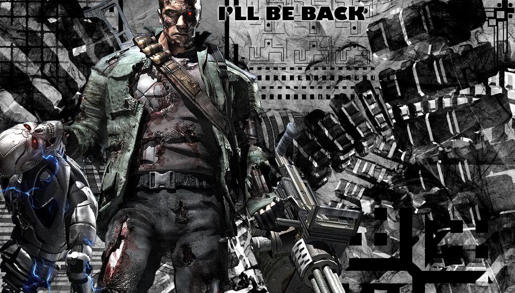 Terminator Wallpapers V3 Terminator2