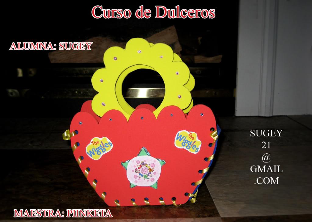 GALERIA DE TAREAS DEL CURSO DE DULCEROS WIGGLES