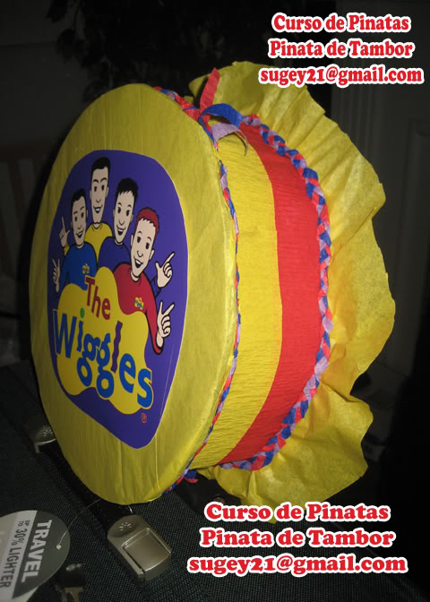 Curso de Piñatas - Oct 2008 Tambor2