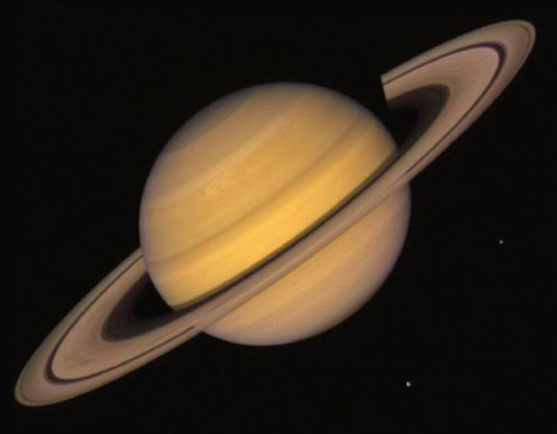 Star pictures Saturn