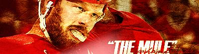 Detroit Red Wings.  Franzen