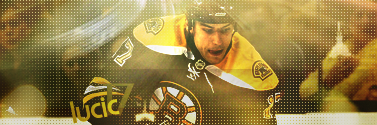 Boston Bruins . MilanLucicV2