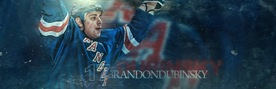 New York Rangers . Dubinsky