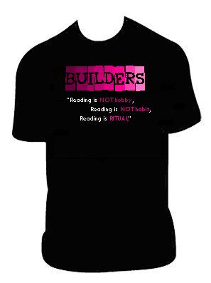 Builders T-Shirt 2009 Depan