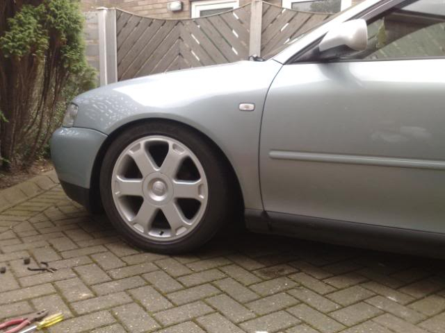 Rudaz Audi A3 - smoothed bumper!! 07062008283
