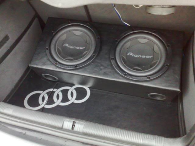 Rudaz Audi A3 - smoothed bumper!! 13062008292