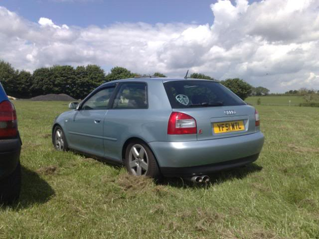 Rudaz Audi A3 - smoothed bumper!! 14062008296