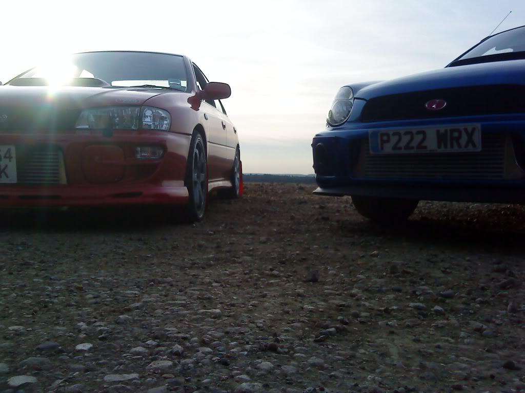 heres couple pics of my car DSC00352