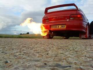 heres couple pics of my car Scoobyflames-1