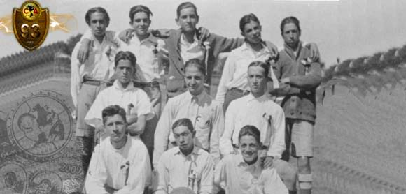 Se empieza a escribir la historia de nuestro Club -1916-580x278
