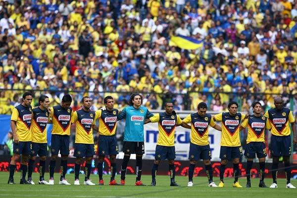 Aquí están los jefes: Ángel Reyna America-0