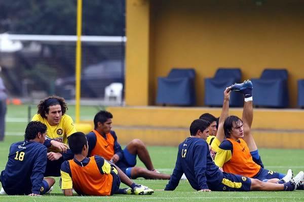 Pumas-América... Pumas, por orgullo quiere vencer al América America-1