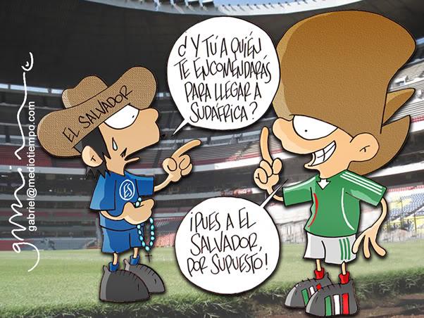 Mexico vs El Salvador 10/10/09 Gabriel-a-quien-te-encomendaras-200