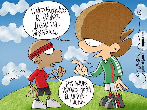 Trinidad y Tobago vs Mexico Gabriel-buscando-al-primero-2009101