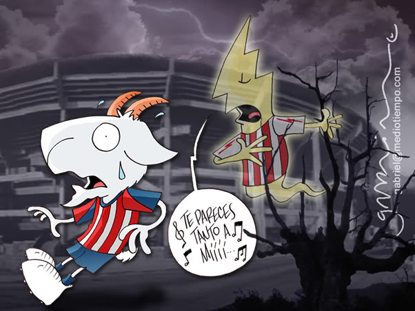 America vs Chivas 10/25/2009 Gabriel-te-pareces-tanto-a-mi-20091