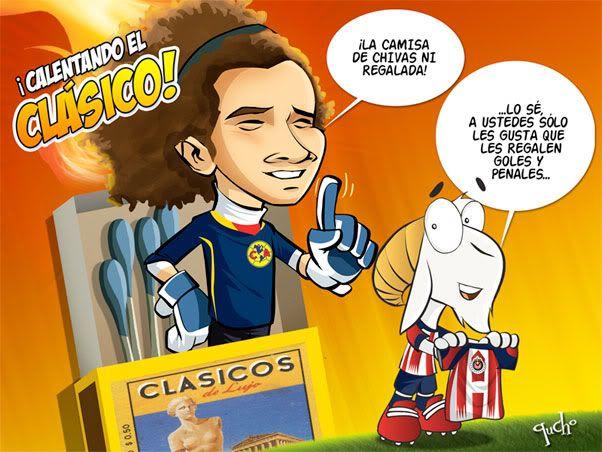 El Classico Qucho-calentando-el-clasico-2009102