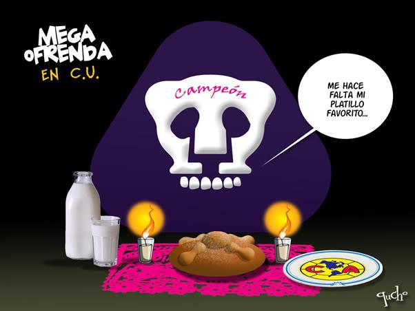Previo Pumas vs America Qucho-quiere-pollo-20091103
