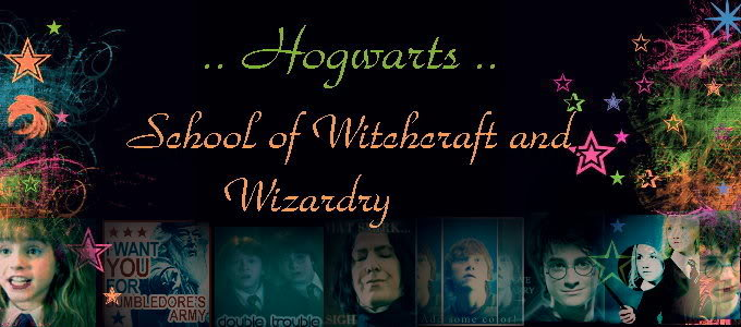Hogwarts ..