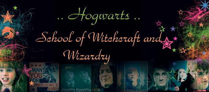 Hogwarts ..